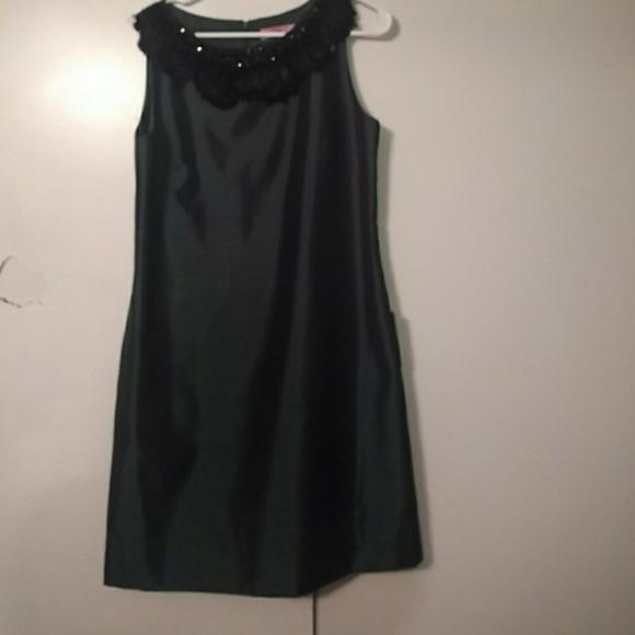 64ab527f Eliza J Dresses | Forest Green Cocktail Dress | Poshmark